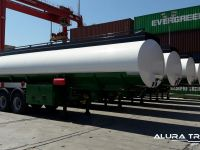 New tanker trailers upon your request