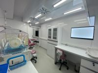 Mobile Clinic Truck Body