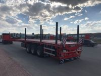 90 Feet Extendable Flatbed Trailer