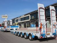 Extendable Lowbed Trailers