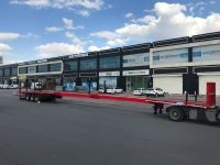 Telescopic Extendable Flatbed Trailer