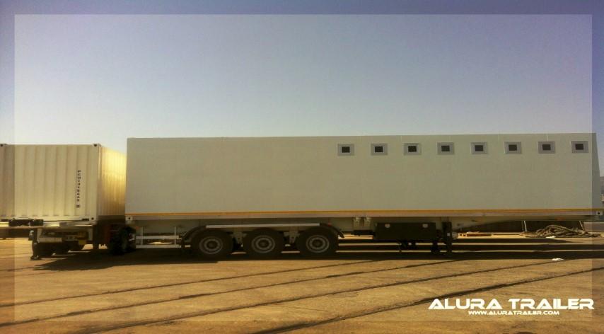 inc dsc shower hut stall large trailers five sani company trailer showert