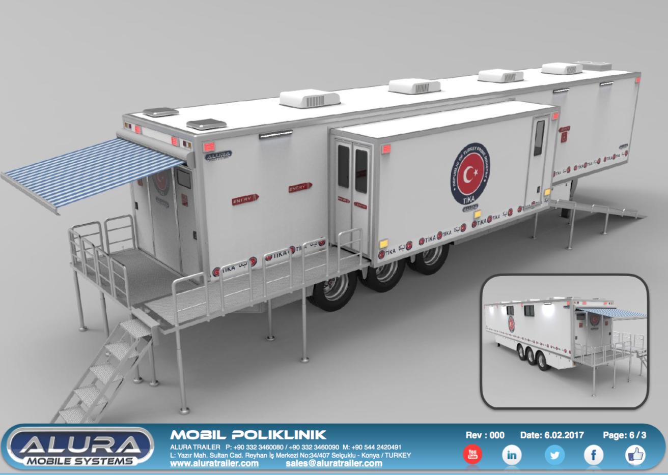 Mobile Workshop Trucks - ALURA TRAILER
