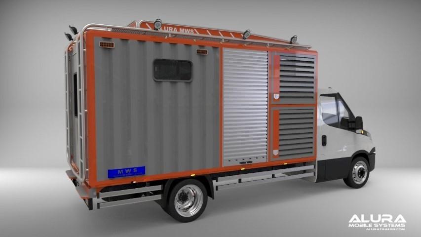 News from alura trailer alura trailer for Rv workshop